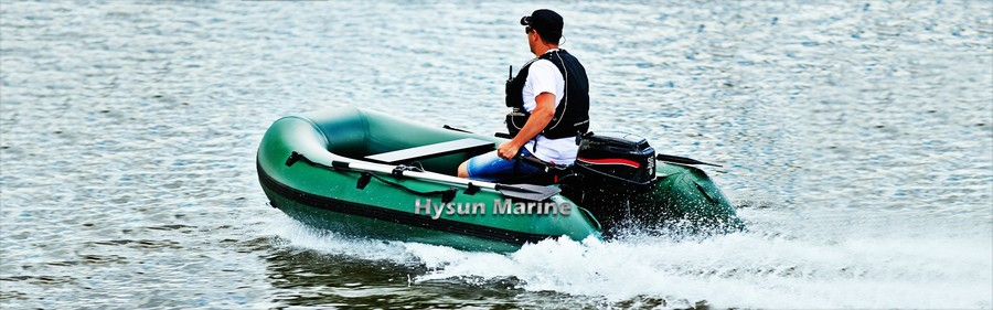 HDX Series Inflatable Boats Customers Photos_03
