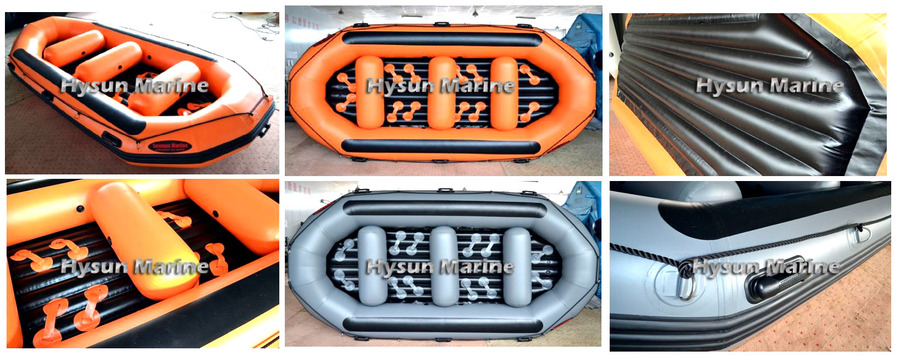 Hysun Marine Inflatable River Rafts